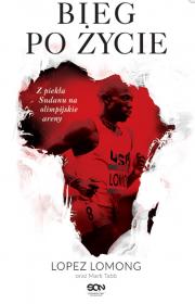 Bieg pożycie. Zpiekła Sudanu naolimpijskie areny