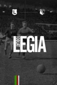 100 lat Legii Warszawa