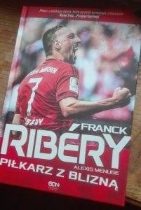 Franck Ribéry. Piłkarz zblizną