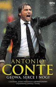 Antonio Conte. Głowa, serce inogi