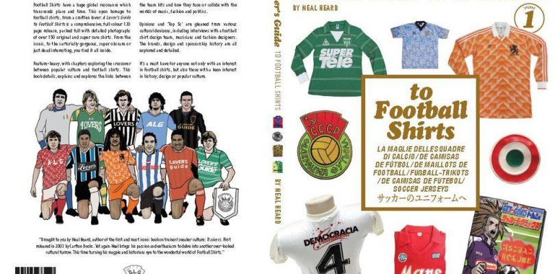 Najfajniejsza książka okoszulkach piłkarskich