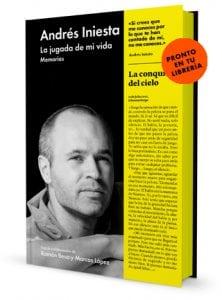 Autobiografia Andresa Iniesty wewrześniu (Premiery zagraniczne)