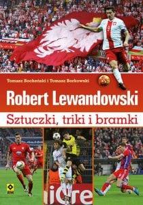 Robert Lewandowski. Sztuczki, triki ibramki