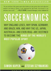 "Simon Kuper, Stefan Szymanski - ""Soccernomics"""