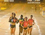Becky Wade biegnie przezświat
