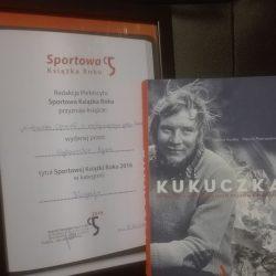 Sportowa Książka Roku 2016 - Biografie
