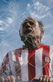 Football passion. Buenos Aires