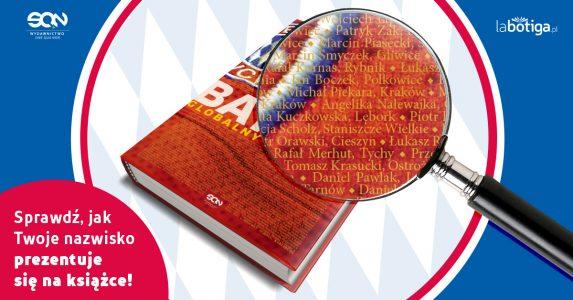 Poszukaj się naokładce książki oBayernie