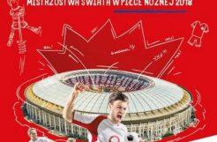 Stadiony. Mistrzostwa świata wpiłce nożnej 2018