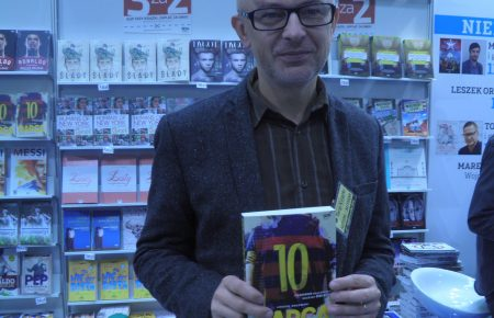 """Leszek Orłowski: """"W książce należy zastanowić się dlaczego coś się działo, anieopisywać krok pokroku jak tosię działo"""""""