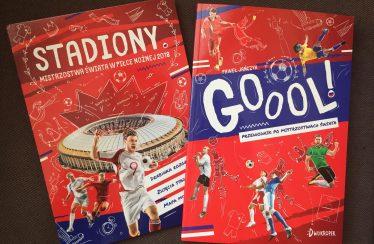 Dziś premiera dwóch piłkarskich książek Dwukropka