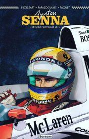 Ayrton Senna. Historia pewnego mitu