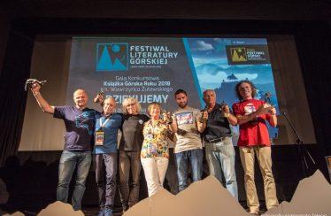 Najlepsze książki górskie nafestiwalu wLądku-Zdroju