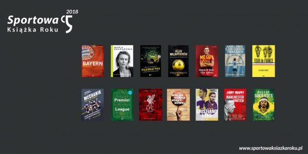 Sportowa Książka Roku 2018 – nominacje zagraniczne