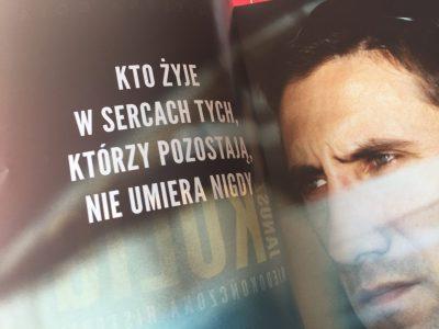 Janusz Kulig wdrodze doczytelników