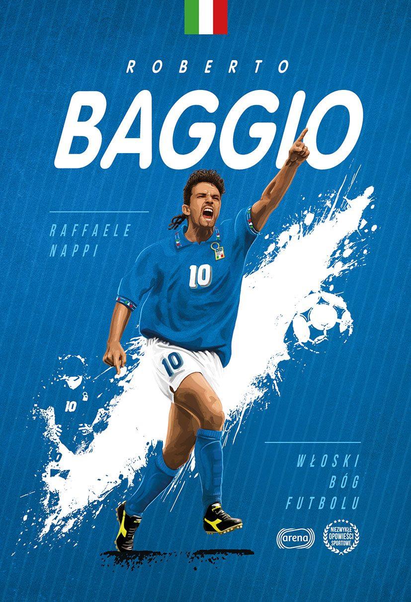 Roberto Baggio - książka