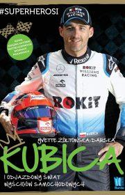 Kubica iodjazdowy świat wyścigów samochodowych