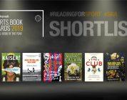 Najlepsze książki sportowe wWielkiej Brytanii: Piłka nożna