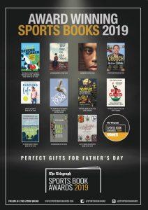 Znamy zwycięzców Sports Book Awards 2019