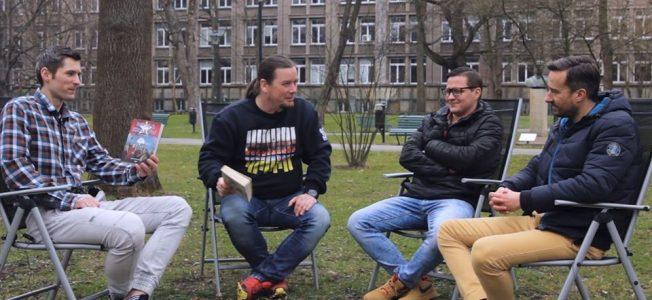 Liga Literacka (odc. 5). Piłkarski Kraków