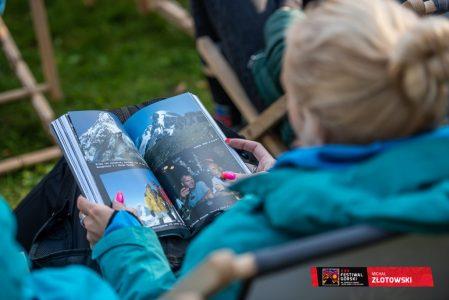 Najlepsze książki górskie na25. Festiwalu Górskim